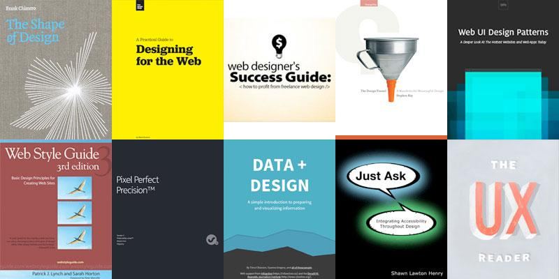 10 Free Web Design Books Worth Reading